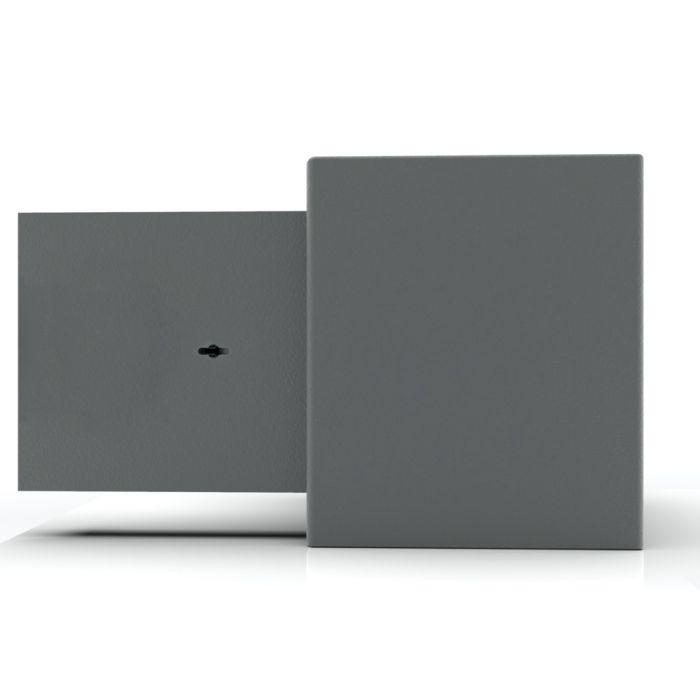 Merkur 25 - Möbeltresor Sicherheitsstufe B - (28 x 31 x 24cm)-Graphitgrau-Doppelbartschloss - 3