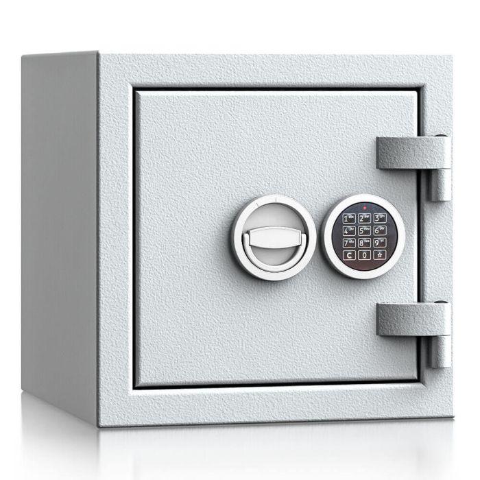 Aton 40 - Tresor Grad 1 (EN1143-1) (EN1143-1) - (40 x 42 x 42 cm)-Lichtgrau-Zahlenschloss - 0