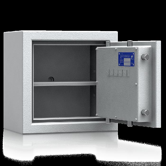 Aton 40S - Tresor Grad 1 (EN1143-1) (EN1143-1) - (40 x 40 x 27cm)-Lichtgrau-Doppelbartschloss - 2