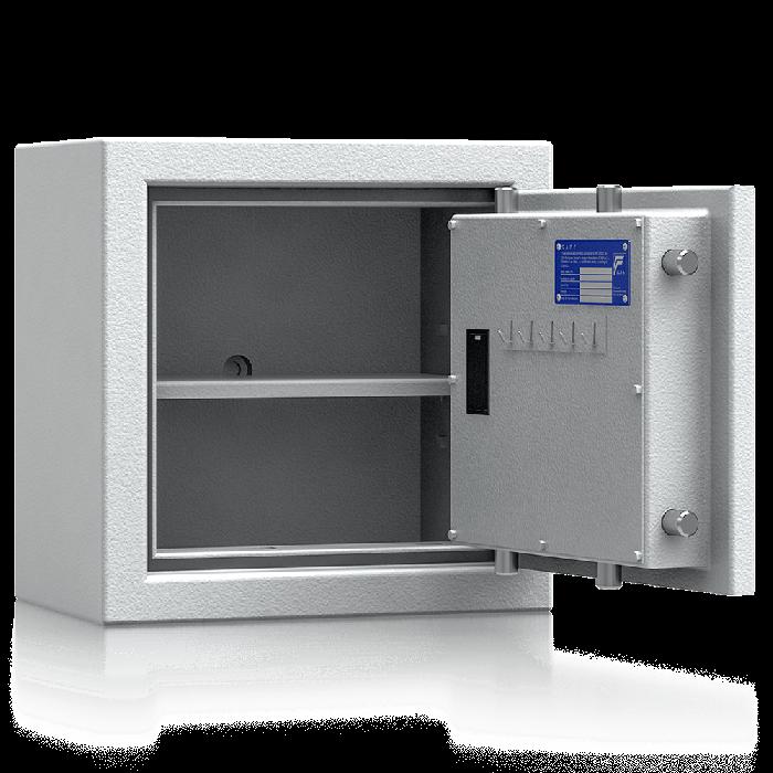 Aton 40S - Tresor Grad 1 (EN1143-1) (EN1143-1) - (40 x 40 x 27cm)-Lichtgrau-Zahlenschloss - 2