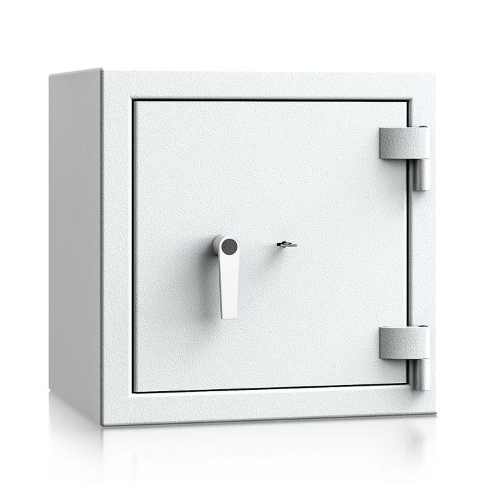 Elios 55 - Tresor Grad 3 (EN1143-1) - (55 x 55 x 46,5cm)-Lichtgrau-Doppelbartschloss - 0